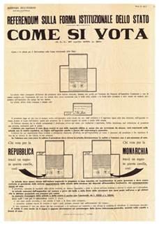 Istruzioni su Come si vota